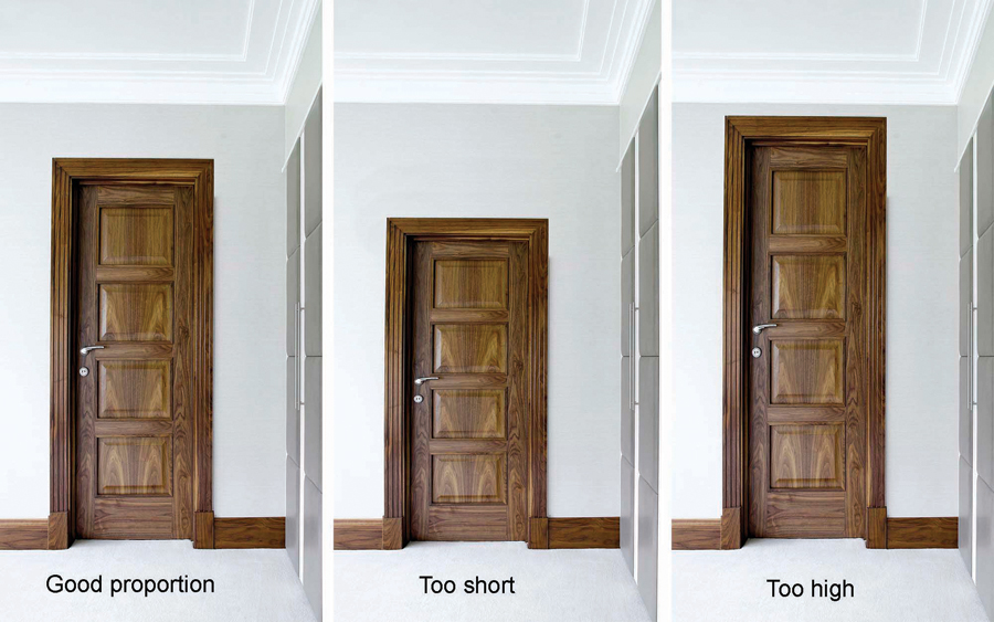 28 & i-build - A guide to specifying internal doors