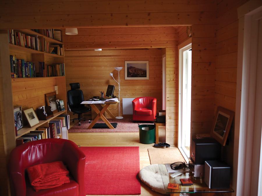 i-build - building your own garden room