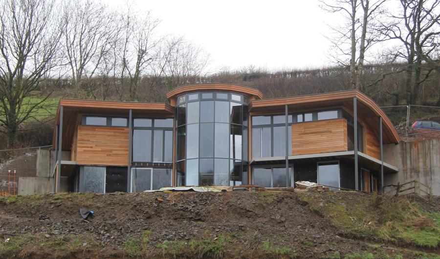 Passivhaus design  i-build - Passivhaus design maintains indoor environment using ...