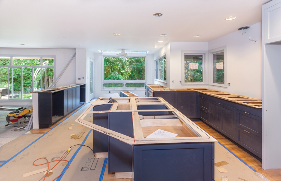 A Kitchen Island Could Be The Finishing Touch Your Self Build Needs. Not  Only Does It Offer An Extra Surface For Food Preparation, It Can Also  Provide ...