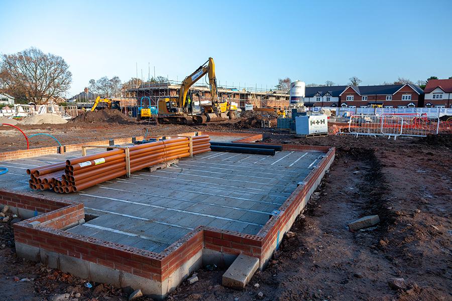 i-build - Aircrete for foundations?
