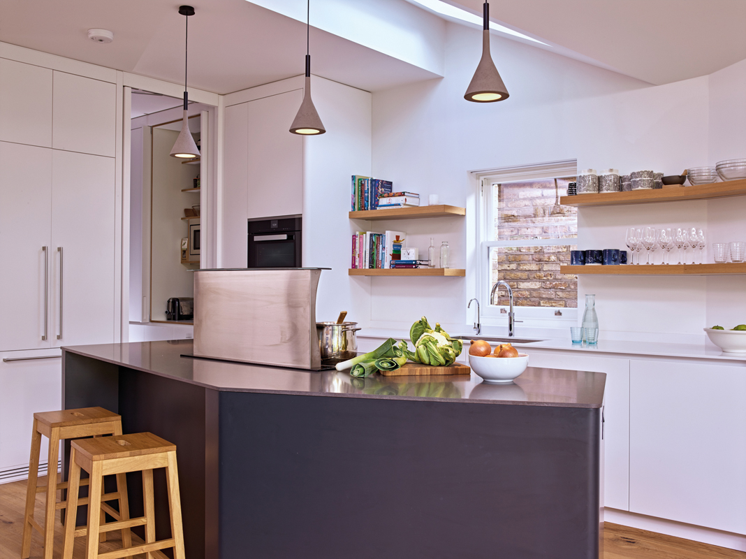 Taking Nine Months To Complete, A Major Element Of This West London  Extension Project Is The Newly Created, Bespoke Kitchen And Larder And  Utility Room, ... Part 44