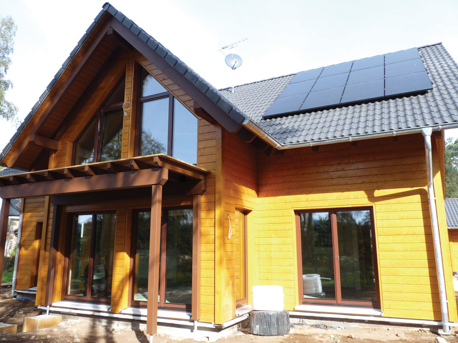 Stommel Haus i build stommel haus helps achieve canadian inspired home