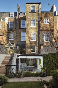Victorian Townhouse Shapes Up
