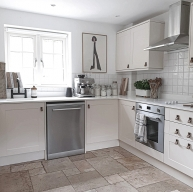 New work surfaces make all the difference in kitchen revamp