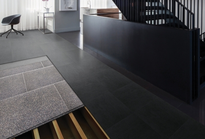 A revolution in acoustic flooring