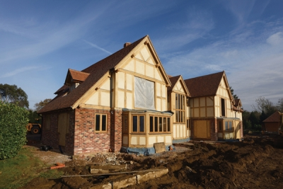 Country mansion goes green with Polypipe underfloor heating