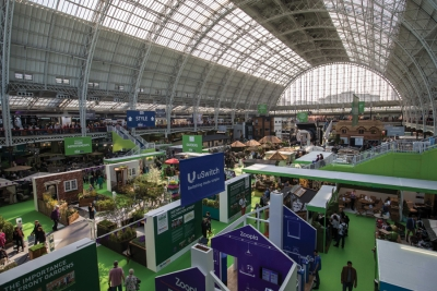 Tickets on sale now for the Ideal Home Show