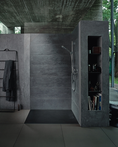 Duravit launches the Stonetto shower tray