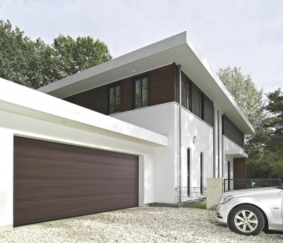 The finishing touch: Hörmann develop 24 new garage door finishes
