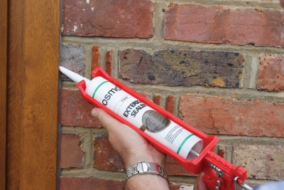 Osmo seals the deal for exterior gaps