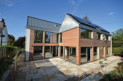 Scotframe - leading the way in self-build