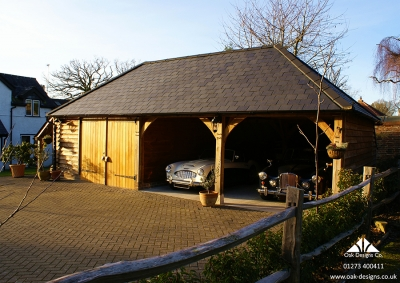 Oak frame buildings that stand the test of time