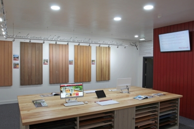 Silva Timber products unveils new showroom