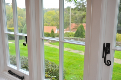 Traditional double glazed, timber windows to suit your period home