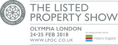 Listed Property Show increases free access to conservation specialists in response to falling numbers of experts within local authorities