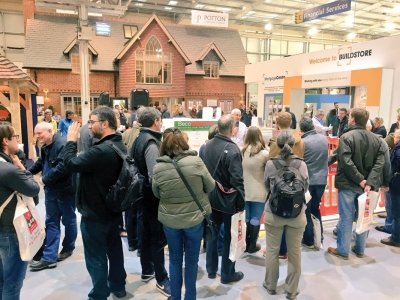 Make your dreams a reality at the National Self Build & Renovation Show