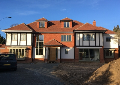 ARP Overcome Curved Fascia Challenge with Bespoke Rainwater System