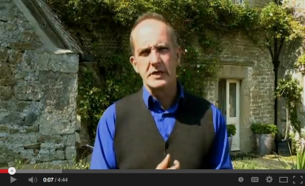 Kevin McCloud, Self Build Champion, challenges planners to support self build revolution