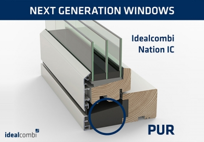 Idealcombi Launches Next Generation Casement Windows