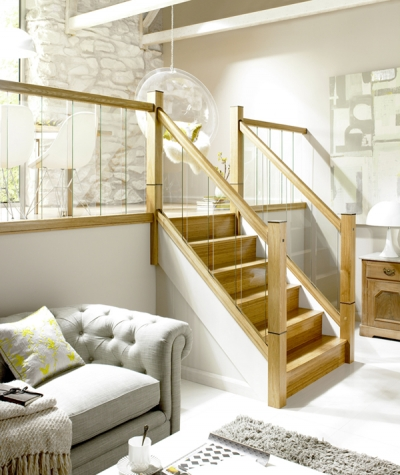 Spring Stair Makeover Challenge