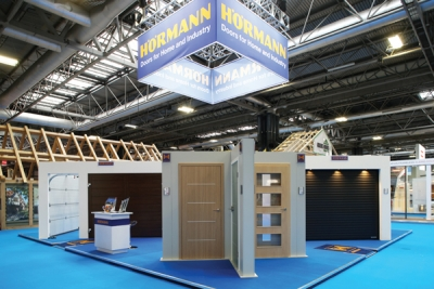 Hörmann to showcase new line of timber internal doors at this year's Homebuilding & Renovating Show