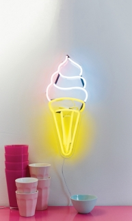 Five ways to add the neon trend to your self-build