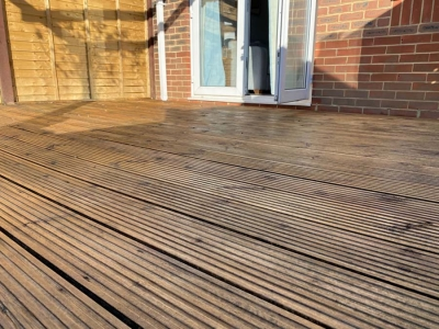 Osmo Meets the Demands for Wooden Decking