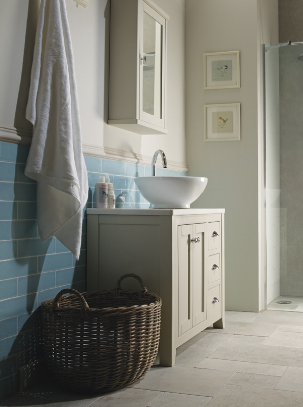 Timeless Styling And Expert Craftsmanship From The Laura Ashley Bathroom Collection