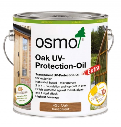 The Clear Advantages of OSMO UV-Protection Oil