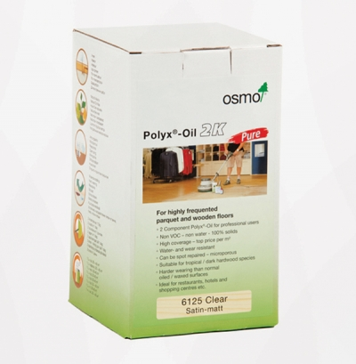 Polyx-Oil 2K Pure ideal for retail flooring like no other