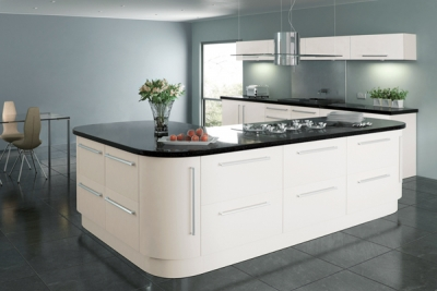 Versatility and choice with the Caple Doba Ivory kitchen