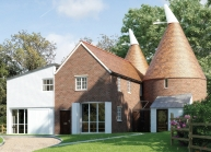 Renovation of oast houses