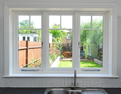 Bespoke, Double Glazed Timber Windows