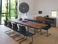 Dining tables: which one is right for your self-build?