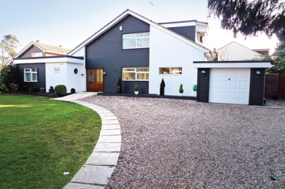 Dura Cladding project transforms kerb appeal and warmth of 4 bed house