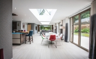 Nicolas Tye explains how rooflights can offer self-builders a home bathed in natural light