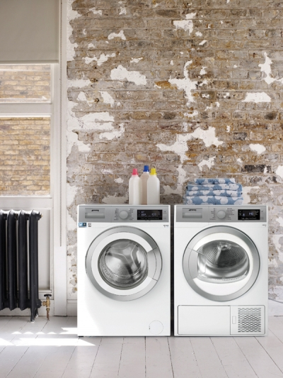 Smeg boosts freestanding laundry portfolio with new energy-efficient models