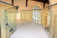 Incorporate structural glass into your period designs