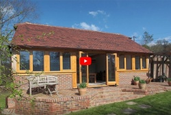 English Heritage Buildings: Over 30 Years Experience in Providing Oak Framed Buildings